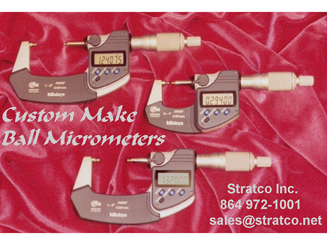 Ball Micrometers